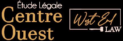 Étude légale Centre-Ouest